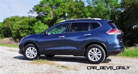 2015 nissan rogue review