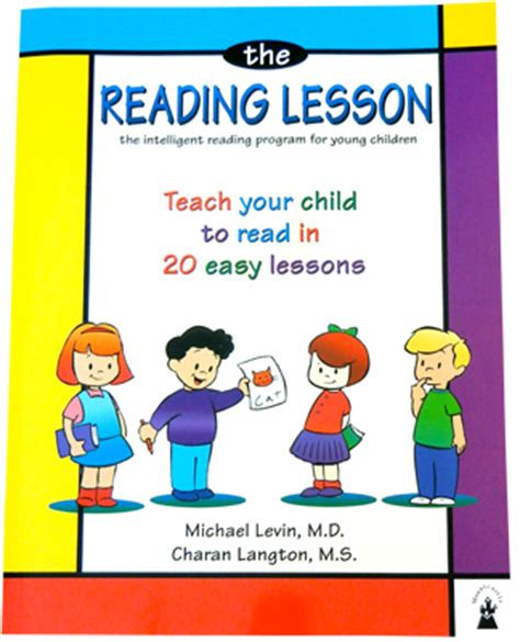 the reading lesson teach your child to read in 20 easy lessons help your child learn to read the reading lesson the