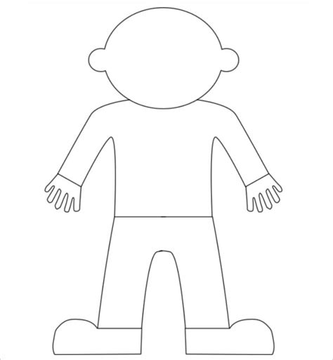 Flat Stanley Template Printable by The Gallery For Gt Scratch Ideas For