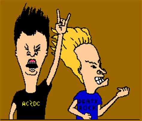 imagenes gif rockeras beavis and butt head at animated gifs org