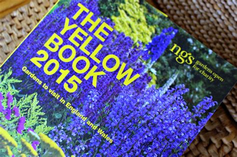 Gardening Yellow Book Of Yellow Books And Garden Walks