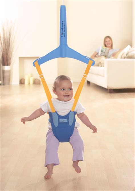 Door Baby Bouncer by Lindam Bounce About Plus Reviews Productreview Au