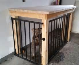 Dog Kennel In Garage by 1000 Ideas About Dog Kennel Inside On Pinterest Dog