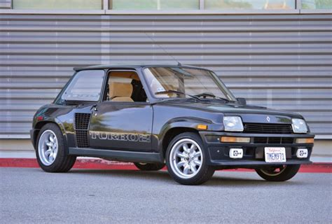 renault r5 turbo 1983 renault r5 turbo 2 bring a trailer
