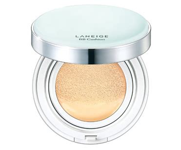 Laneige Bb Cushion Counter the ultimate guide to bb creams and cushions sg