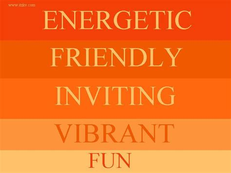 orange color meaning 25 best ideas about meaning of colors on