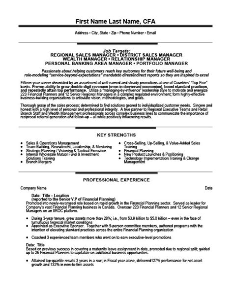 Relationship or Category Manager Resume Template   Premium