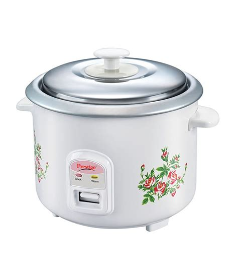 Quantum Rice Cooker 3 In 1 prestige prwo 1 4 2 electric cooker price in india buy prestige prwo 1 4 2 electric cooker