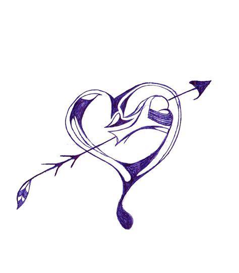 love heart drawings   clip art