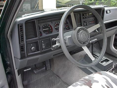 Comanche Interior by 88eliminator 1988 Jeep Comanche Regular Cab Specs Photos