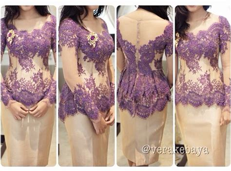 Kutubaru Baby Pink 12 best prada bahan images on kebaya kebaya lace and kebaya indonesia