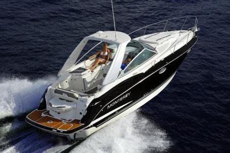 monterey boats 2018 2018 monterey 295 sport yacht power boat for sale www
