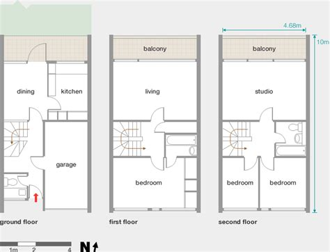 Australian Mansion Floor Plans by 3 Storey House Floor Plan Design House Design Plans