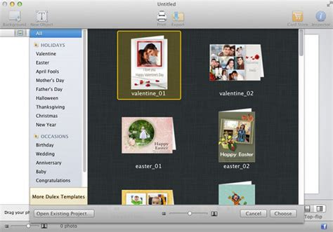 free card software for mac greeting card templates for mac free