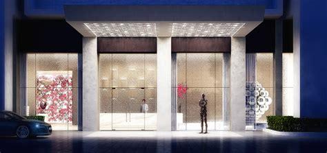 Apartment Design apartment entrance lobby 187 renderare com
