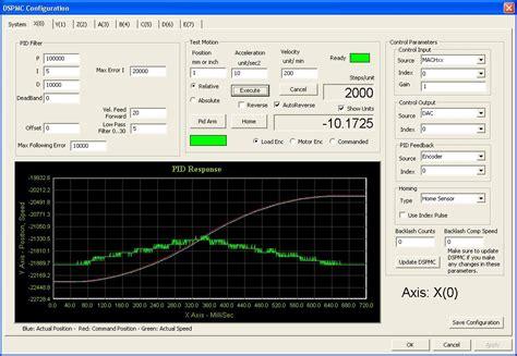konfig axsis ethernet motion controller mach3 mach4 cnc retrofit