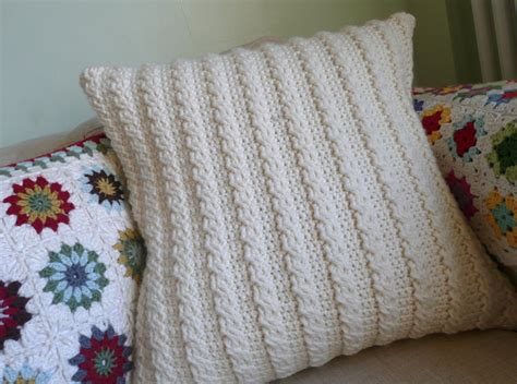 Crochet Pillow Patterns For Beginners by Free Crochet Footwarmer Pillow Pattern Crochet Tutorials