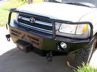 2003 Toyota Tundra Front Bumper 00 03 Toyota Tundra Custom Front Bumpers From Aluminess At