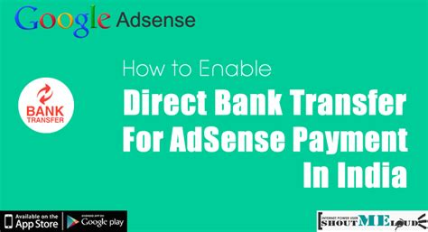 adsense wire transfer time how to enable direct bank transfer for adsense payment in
