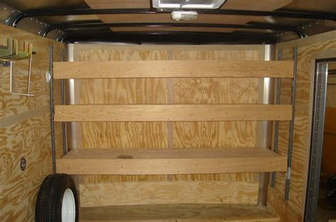 17 best images about cargo trailer storage on