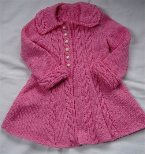 Sweater Switer Like To Baby Toddler Sweater Coat Swing Style Knit Crochet