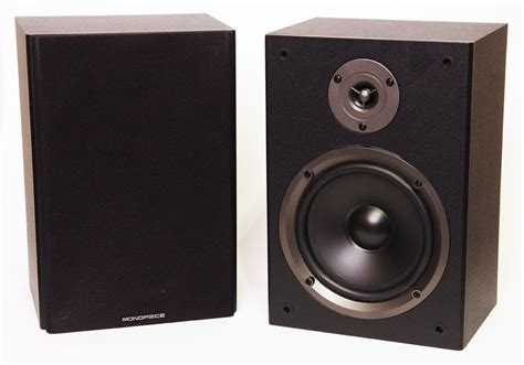 monoprice mbs 650 8250 vs dayton audio b652 review