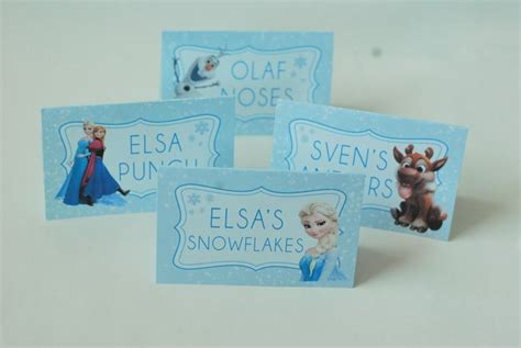 printable frozen labels free free frozen party printables food labels christmas