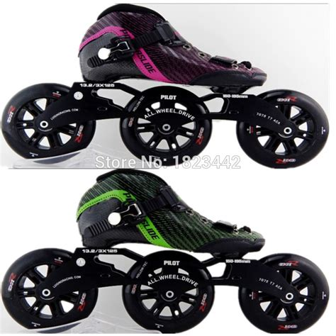 shoe skates powerslide vision inline skating shoes three speed skating