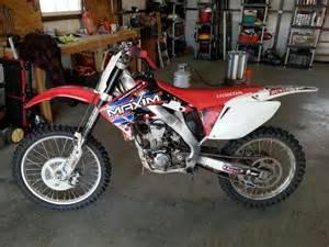 Honda Dirt Bikes For Sale 2008 Honda Crf250r For Sale Denton Tx 76226 Dirt Bike