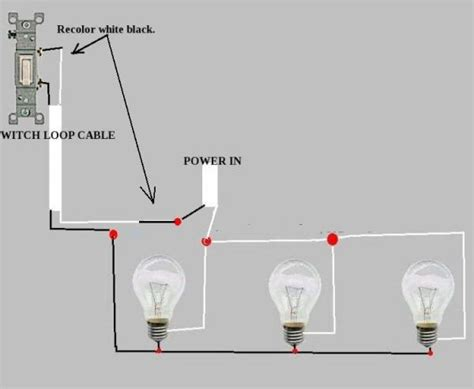 Recessed Lighting: How To Wire Recessed Lighting Correct Example DIY How To Install Recessed