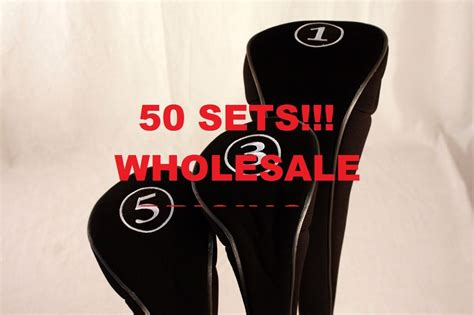 Cover Headl New Cb150r new driver 50 sets 1 3 5 drivers golf clubs headcover wood set cover covers ebay