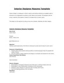 Cover Letter For Interior Design Internship by Sle Cover Letter Interior Design Internship