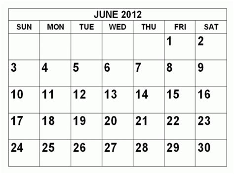 printable calendar with large boxes search results for blank calendars 2012 printable