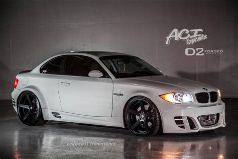 widebody cars bmw 135i wide body kit