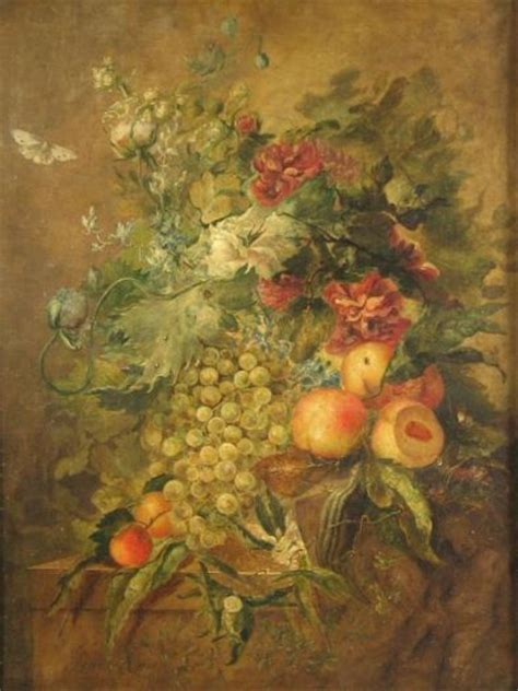 biography famous artist floral and fruit still life by jacob xavery