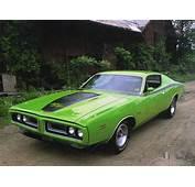 THE MECHANICS 1971 Dodge Charger RT