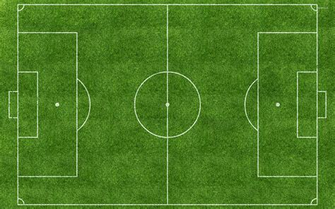Top View by Top View Of A Football Pitch Wallpaper Sport Wallpapers