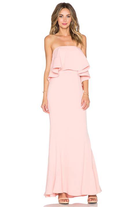 3 in 1 maxi lili jarlo maxi dress in pink lyst