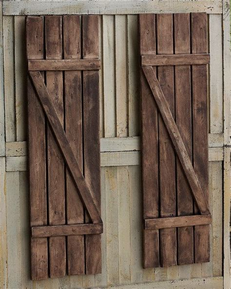 country shutters 25 best ideas about primitive shutters on