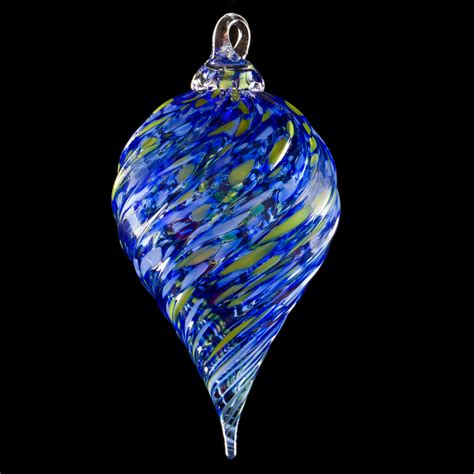 100 art glass christmas ornaments coastal beach