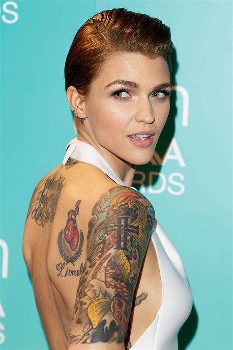 wcw ruby rose stylecaster