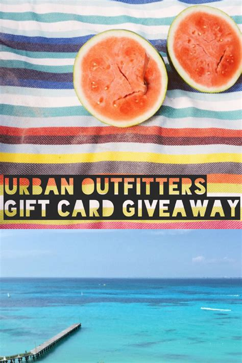 Urban Outfitters Gift Card Code - mommy blog expert 150 urban outfitters gift card giveaway ends aug 9 open worldwide