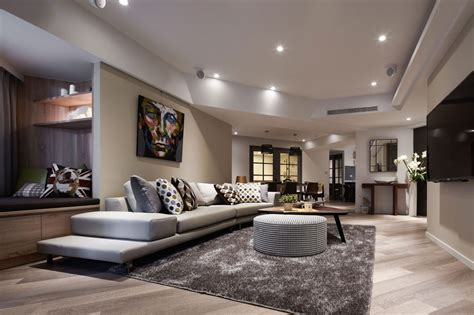 combining vintage  modern style   small apartment design ideas roohome