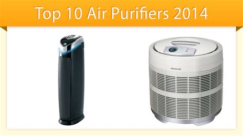 top 10 air purifiers 2014 compare filters