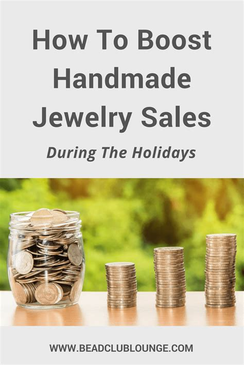 How To Make Money Selling Handmade Jewelry - how to make money selling handmade jewelry how to boost