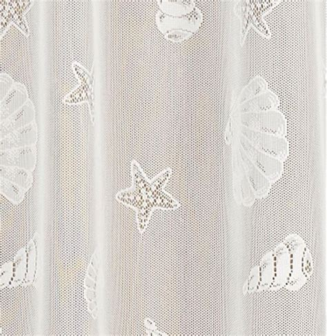 lace fabric shower curtains seashell lace fabric shower curtain marburn curtains