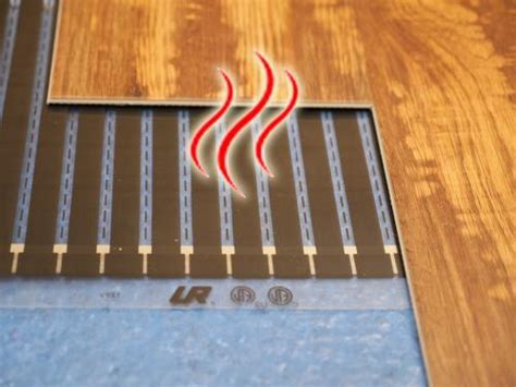 Film Radiant Heat   MP Global Products   Flooring
