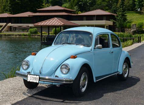baby blue volkswagen beetle 1974 74 vw volkswagen beetle bug baby blue auto stick
