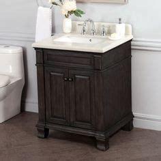 Delancy Vanity by Shop Allen Roth Delancy White Undermount Bathroom Single