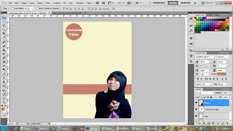 tutorial membuat kaligrafi islam menggunakan photoshop tutorial membuat curriculum vitae menggunakan adobe photoshop